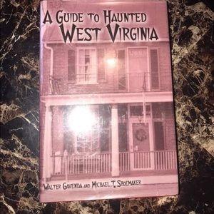 A haunted West Virginia book